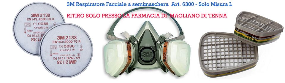 3M Respiratore facciale